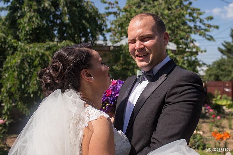 Fotografii Nunta - Mioara & Mircea, Bucuresti | Marius Dobrescu - Fotograf nunta