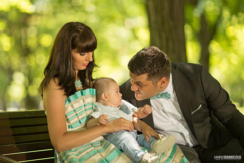Fotografii botez - Rares, Bucuresti   Marius Dobrescu - fotograf nunta