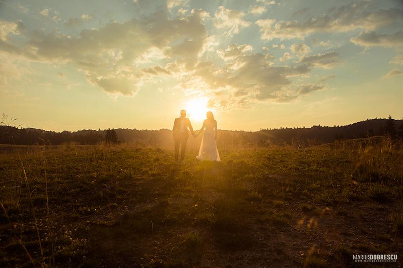 Fotograf nunta - Trash the dress Brasov