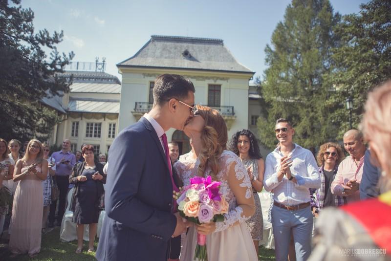 Fotografii nunta Sinaia- Elena & Bogdan | Marius Dobrescu - Fotograf Nunta