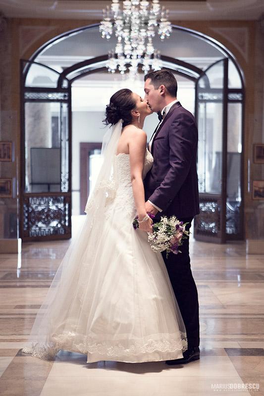 Fotografii nunta Hilton Bucuresti - Raluca & Alex | Marius Dobrescu - Fotograf nunta