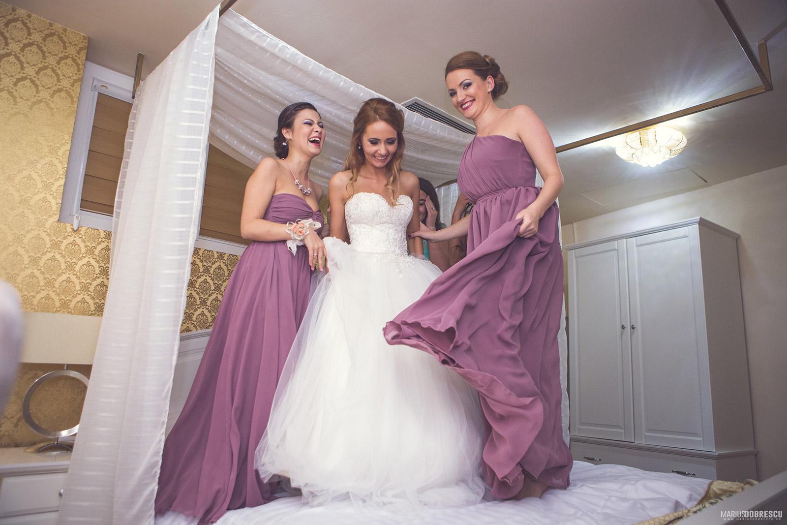 Fotografii nunta Bucuresti - Irina & Adrian | Marius Dobrescu - Fotograf Nunta