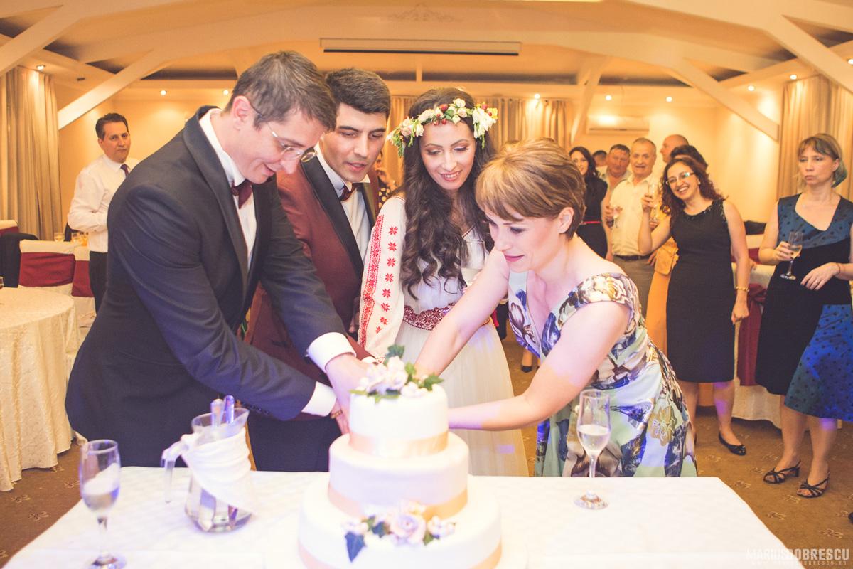 Fotografii nunta Bucuresti - Corina & Catalin | Marius Dobrescu - Fotograf nunta