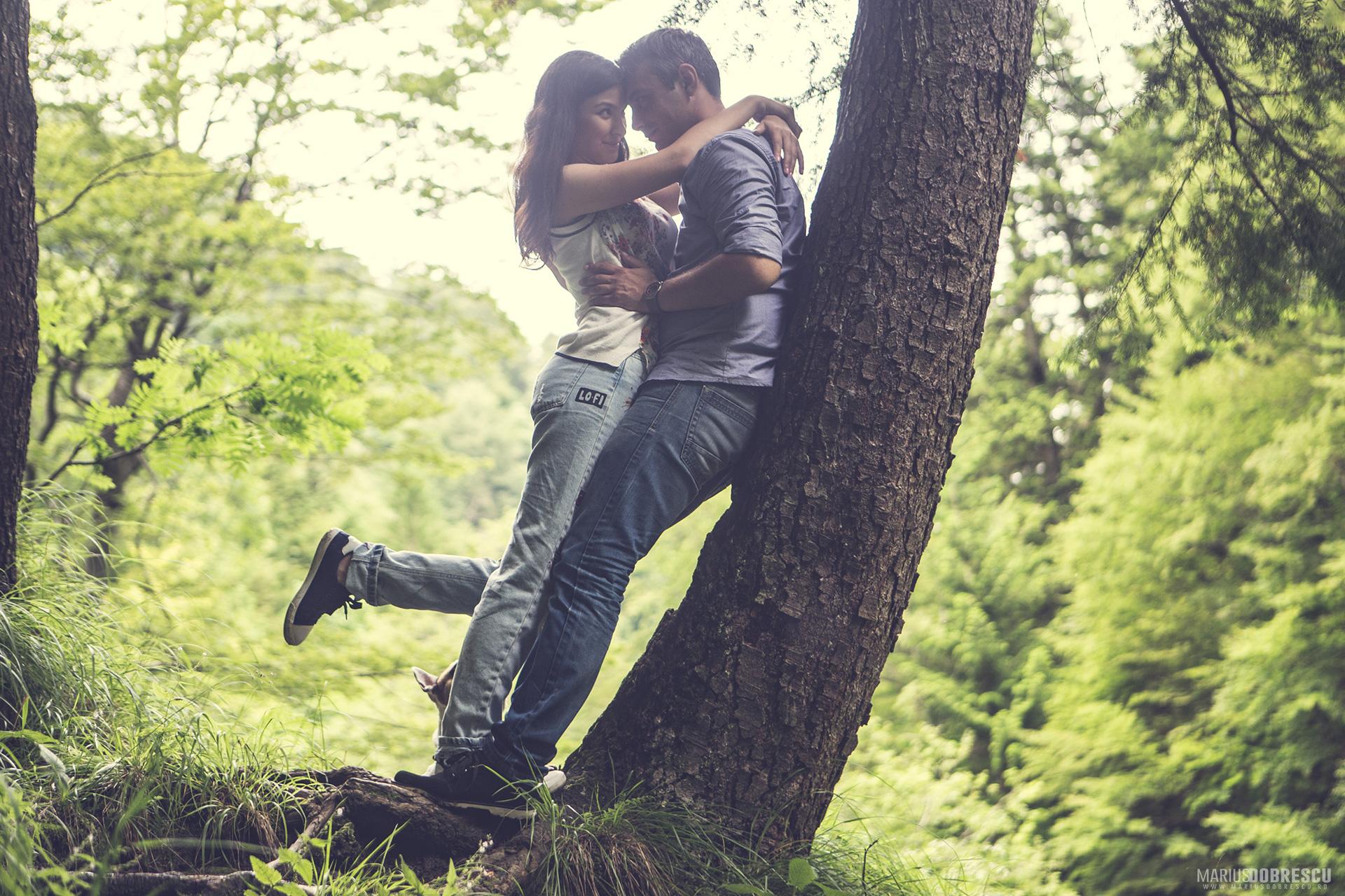 Adrian & Alexandra - Engagement Cheia