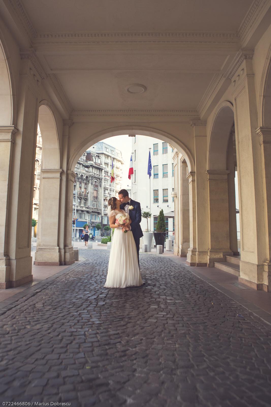 Roxana & Cristian - Nunta in Bucuresti | Marius Dobrescu - Fotograf nunta