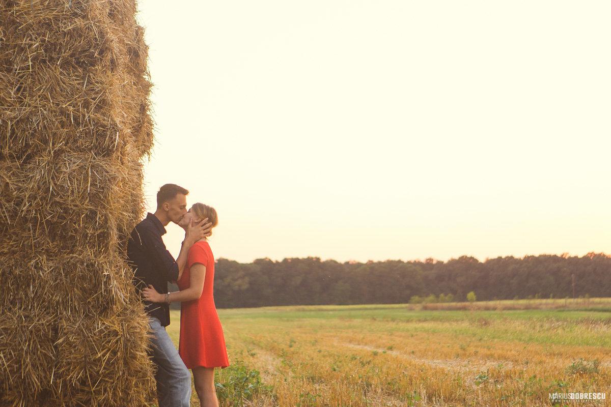 Cristina & Stefan - Save the Date in Snagov | Marius Dobrescu - Fotograf nunta