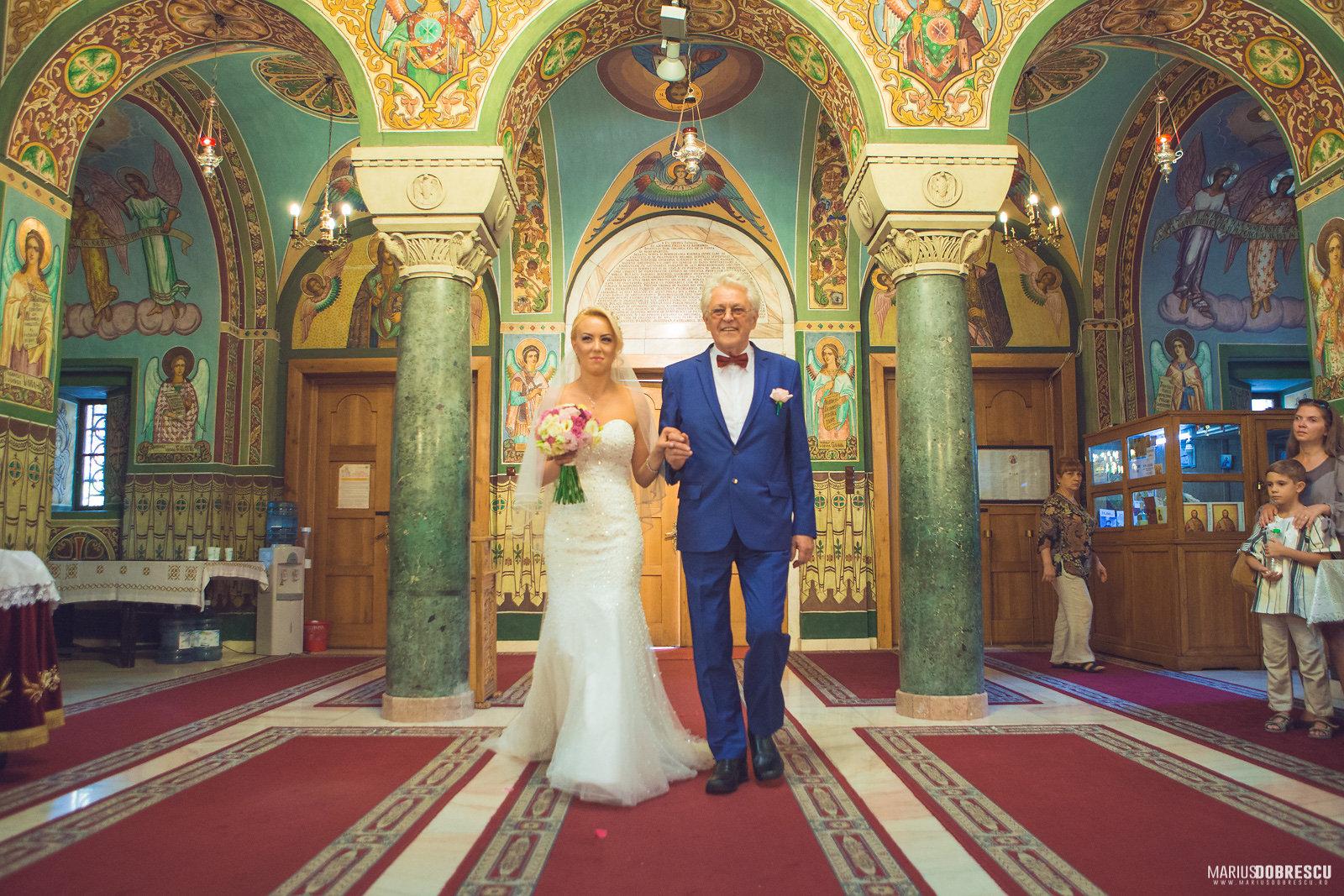 Ingrid & Cristian - Nunta in Herastrau, Bucresti | Marius Dobrescu - Fotograf Nunta