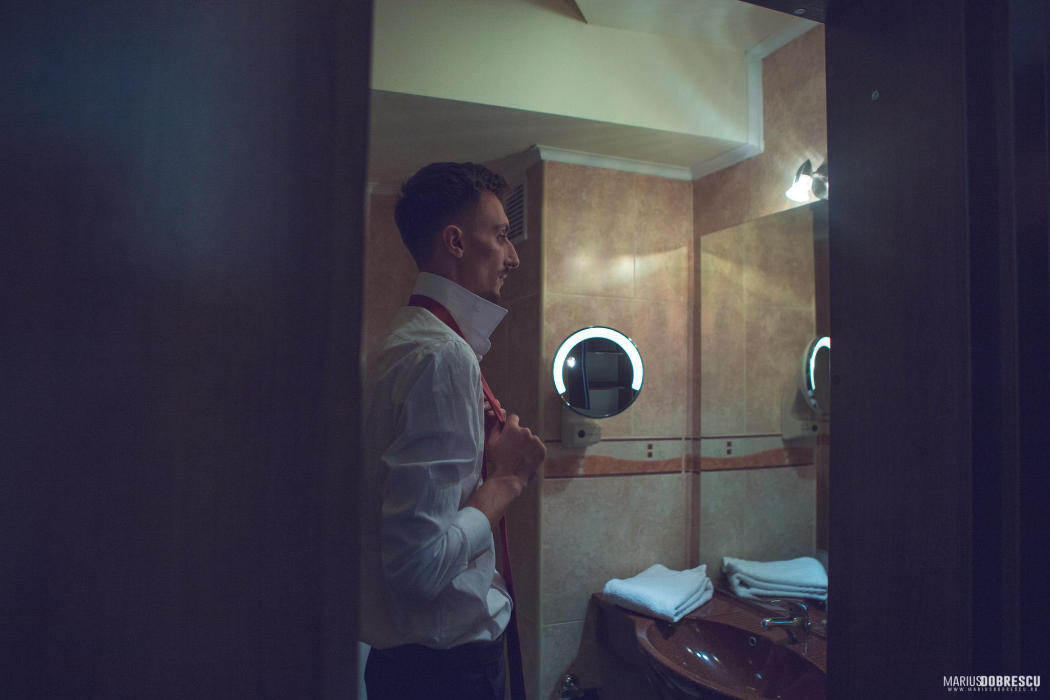 Marius Dobrescu - Fotograf de nunta