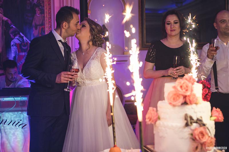 Fotografii nunta inBucuresti - Andra & Florin | Marius Dobrescu - Fotograf nunta